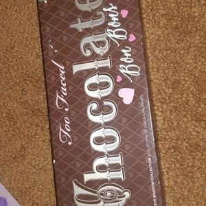 Too faced chocolate eyeshadow collection